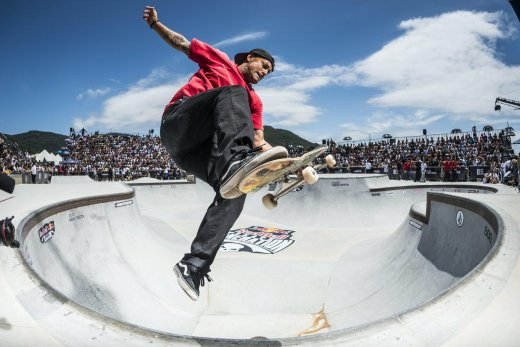 Red Bull Bowl Rippers Marseille 2016